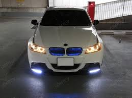 Auto Led Light Strips Bmw E90 335i Installed Led Strip Lights For Drl Ijdmtoy Blog For