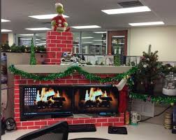 9 cubicle dwellers with serious christmas spirit christmas