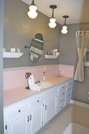 retro pink bathroom ideas pink tile bathroom something other than just ripping it out home