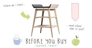 Buy Change Table Before You Buy Guide Change Tables