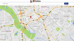 Dallas Texas Map Dallas Map Android Apps On Google Play