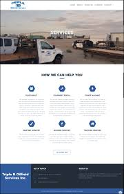 triple b oilfield services branding and web design wooster creative