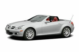 2006 mercedes benz slk class new car test drive