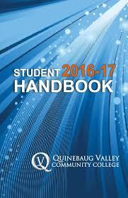 qvcc student handbook 2016 2017 by qvcc issuu