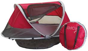 Hawaii travel baby bed images Kidco peapod cranberry infant and toddler travel jpg