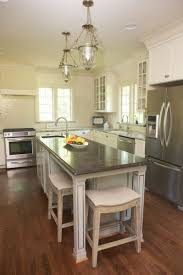 small kitchen islands with seating impressing best 25 narrow kitchen island ideas on pinterest of with