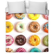 Duvet Donuts Duvet Cover