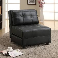 Black Sofa Sleeper by Coaster Accent Lounge Chair Futon Sofa Bed Products Pinterest