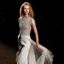 wedding dress trend 2018 trouser suits new 2018 wedding dress ish trend the