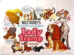 Classic 15 Lady Tramp 1955 Disney Odyssey