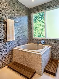 bathroom exciting bathroom decor ideas with cozy teak bath mat