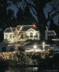 christmas spotlights simple details pretty glow with outdoor spotlights for the home