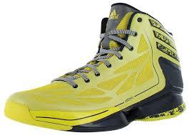 Adizero Crazy Light 2 Adidas Adizero Crazy Light 2 Men U0027s Basketball Shoes Yellow Size
