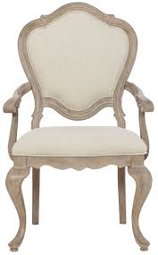 Tan Faux Leather Dining Chairs Dining Room Bernhardt