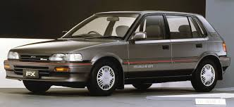 toyota makes japan 1991 toyota corolla mark ii and honda civic on podium