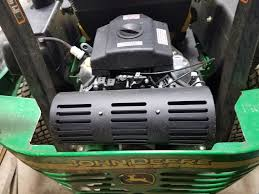 22 hp 670cc v twin horizontal shaft gas engine epa