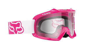 youth motocross goggles fox racing mx 2015 airspc youth kids girls motocross goggle pink