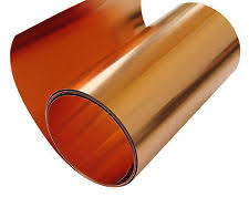pure copper sheet 12 x 12 x 24 gauge for craft copper roll ebay
