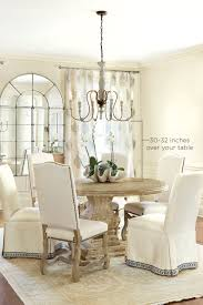 Jessica Mcclintock Dining Room Furniture by How To Select The Right Size Chandelier Chandeliers Lights And Room