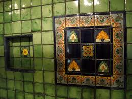 Mexican Kitchen Decor by 54 Best Talavera Tile And Mosaics Images On Pinterest Tiles