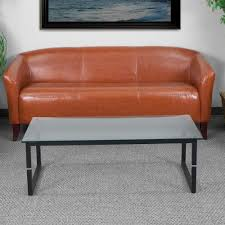 flash furniture 111 3 cg gg hercules imperial cognac leather sofa
