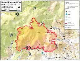 George Washington National Forest Map by Wildfire Updates Latest Maps Showing Area Of Fires In Nelson