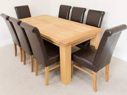 Oak Dining Chairs Design Ideas Oak Dining Tables And Chairs Marceladick