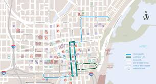 Atlanta Streetcar Map What U0027s All The Construction About Near The Public Market It U0027s The