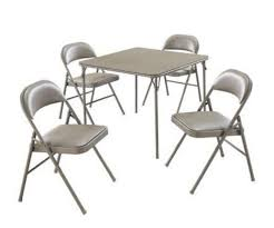 where to buy a card table folding card table and chairs facil furniture