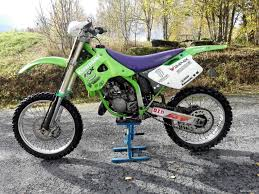 kawasaki kx 125 125 cm 1996 lappeenranta motorcycle nettimoto