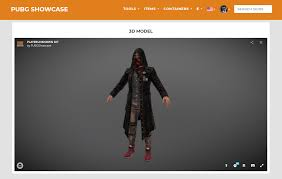 pubg 3d models i managed to extract the 3d models of all pubg sets it took a