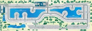 map of naples fl silver lakes rv golf resort naples fl resort map
