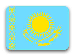 Kazakhstan Flag Kazakhstan U0027s Statistics And Local Time And Weather