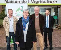 chambre d agriculture des cotes d armor danielle even présidente de la chambre d agriculture journal