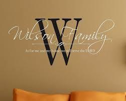 aliexpress com buy cool custom personalized family name vinyl