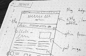 sketch your design ideas rafal tomal