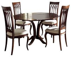 american drew cherry grove 45th pierced back dining side american
