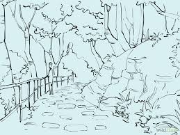 How To Draw Landscapes by Drawing Landscape Step By Step Google Search Drawing Lesson