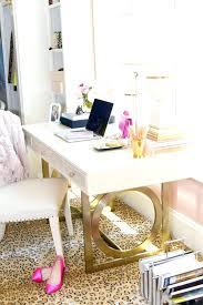 gold desk accessories target gold office decor 8 spade glam decor gold pink office design