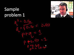 genetics practice problems pedigree tables hardy weinberg practice problems youtube