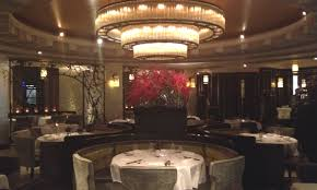 waldorf astoria new york thanksgiving dinner la chine opening in the waldorf astoria is unlike any other