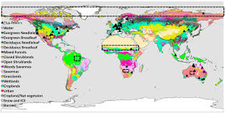 Kentucky vegetaion images Remote sensing free full text global analysis of bioclimatic png