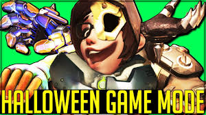new halloween event game mode fusing heroes together overwatch