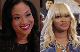 mimi faust hairstyles exclusive mimi faust follows through on restraining order on