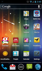 android ics trying out android ics 4 0 on the nexus s zdnet