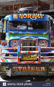 jeepney philippines jeepney philippines stock photo royalty free image 30633313 alamy