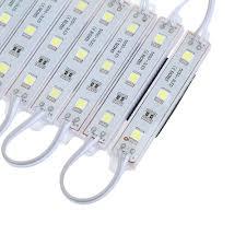 5050 led light strip led 5050 module light waterproof 12v dc 0 72w 3smd christmas