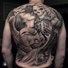 35 cool cryptic grim reaper tattoos grim reaper reaper 70 grim