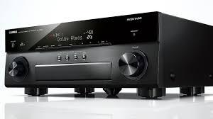 top home theater receivers review yamaha rx a850 4k atmos a v receiver