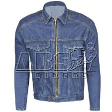 denim motorcycle jacket motorcycle kevlar denim jacket abs bikers